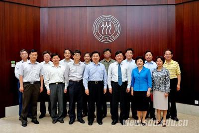 山东大学苏州研究院揭牌成立